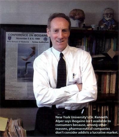 Kenneth Alper, MD