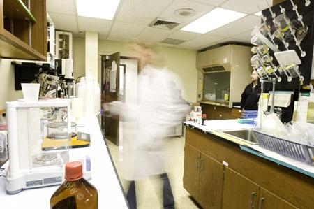 University of Miami Lab
