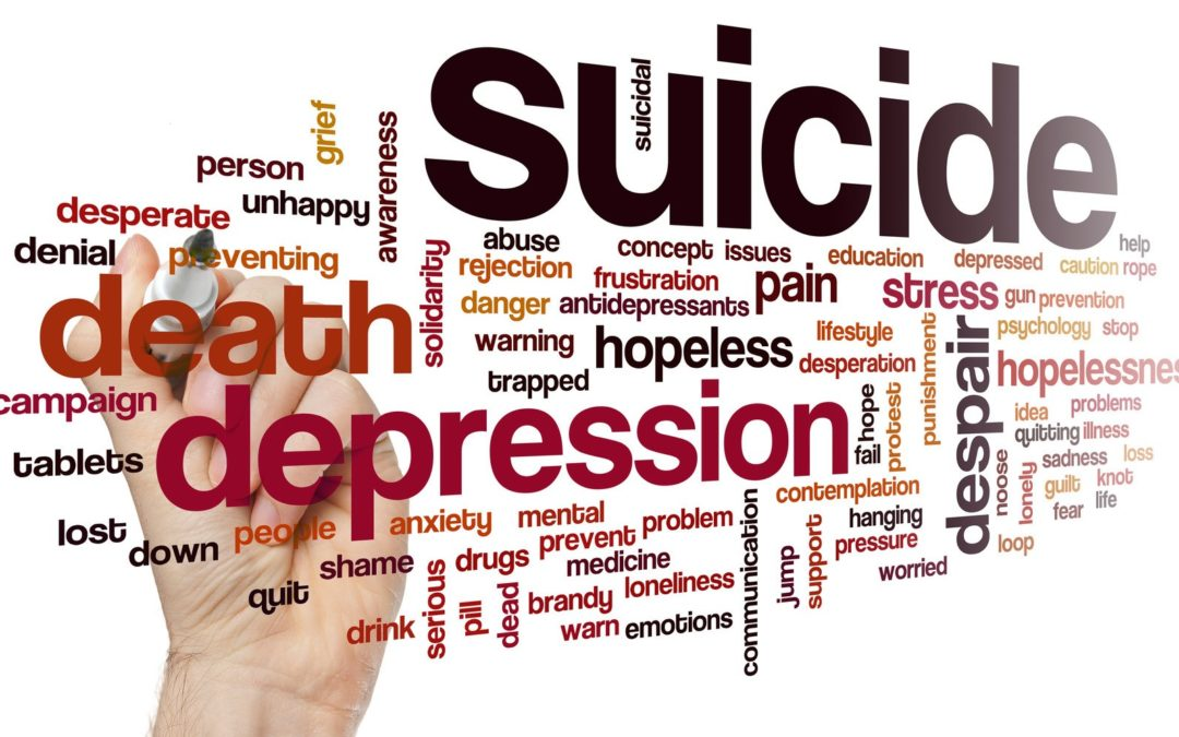 The Relationship Between Depression, Addiction, and Suicide