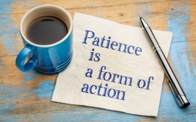 How to Develop Patience for Recovery