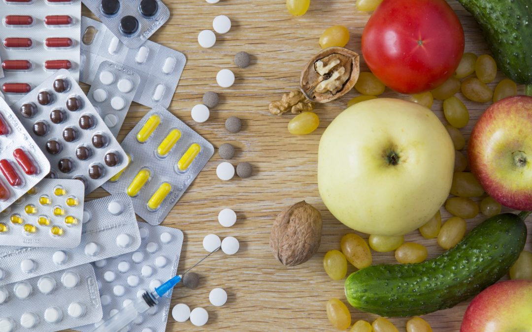 Vitamins and Supplements for Addiction